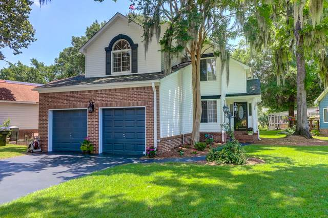 17 Roslyn Drive, Charleston, SC 29414 (#20019459) :: The Cassina Group