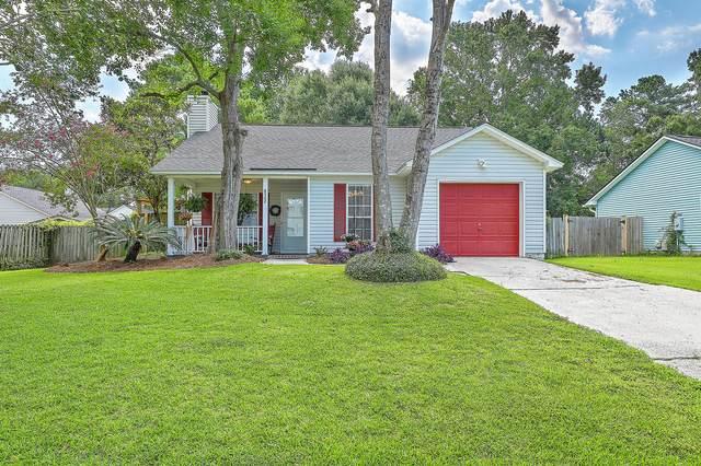 8562 Lake Marion Drive, North Charleston, SC 29406 (#20019515) :: The Gregg Team