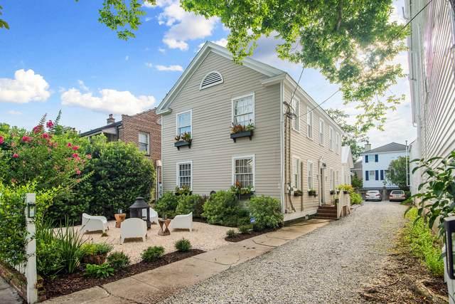 8 Smith Street, Charleston, SC 29401 (#20019526) :: The Cassina Group