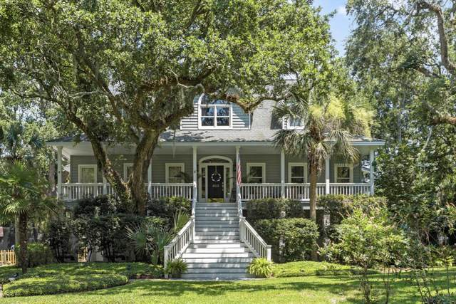 203 Forest Trail, Isle Of Palms, SC 29451 (#20019633) :: The Cassina Group