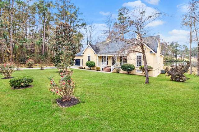 660 Plantation Drive, Santee, SC 29142 (#20019653) :: The Cassina Group