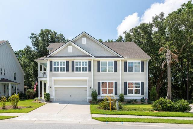 2161 Oyster Reef Lane, Mount Pleasant, SC 29466 (#20019703) :: The Cassina Group