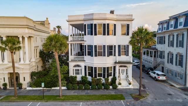 31 E Battery Street, Charleston, SC 29401 (#20019722) :: The Cassina Group