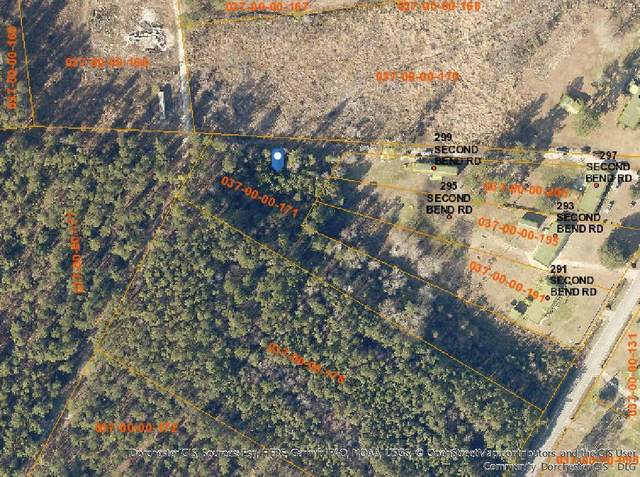 0 Second Bend Road, Harleyville, SC 29448 (#20019747) :: The Cassina Group