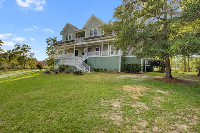 1493 Coles Drive, Johns Island, SC 29455 (#20019748) :: The Gregg Team