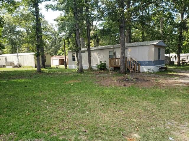 12811 Old Number Six Highway, Eutawville, SC 29048 (#20019865) :: The Cassina Group