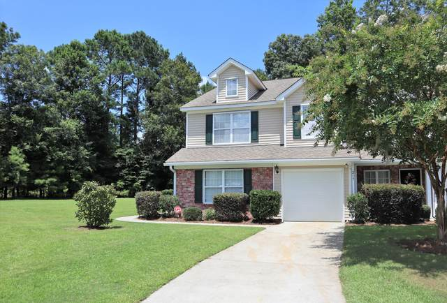 217 Larissa Drive, Charleston, SC 29414 (#20019890) :: The Gregg Team