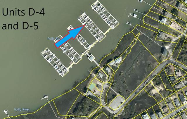 67 We 10th Street D4, Folly Beach, SC 29439 (#20019943) :: The Gregg Team
