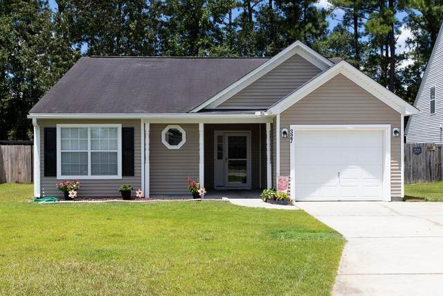 327 Dunning Road, Summerville, SC 29486 (#20020312) :: The Cassina Group