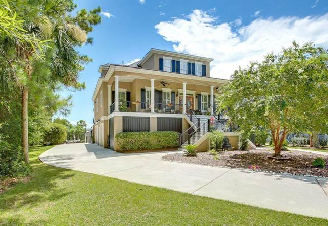 4586 Cape Island Drive, Awendaw, SC 29429 (#20020655) :: The Cassina Group