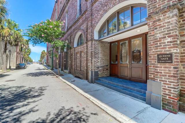3 Queen Street #306, Charleston, SC 29401 (#20020765) :: The Cassina Group