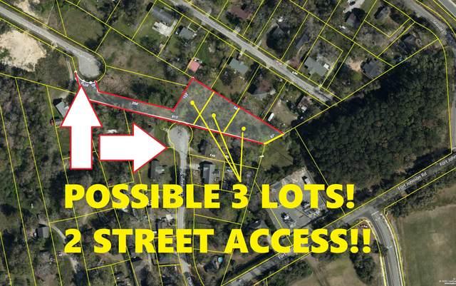 1105 Williams Road, Charleston, SC 29412 (#20020793) :: The Gregg Team
