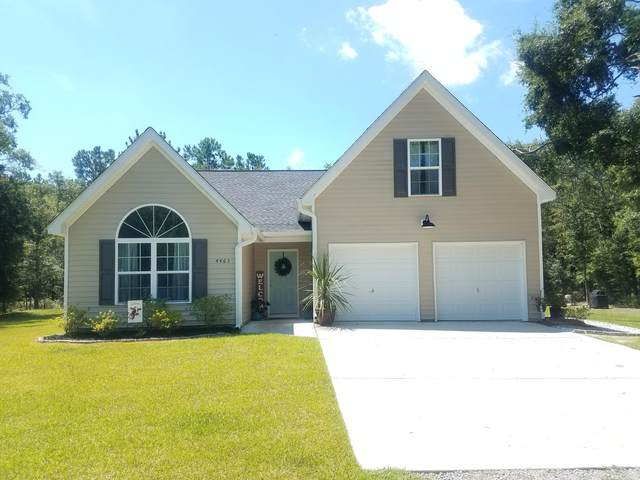 4463 Helen Black Road, Hollywood, SC 29449 (#20020887) :: The Cassina Group