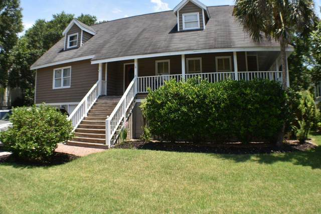 1480 Pine Island, Mount Pleasant, SC 29464 (#20021102) :: The Cassina Group