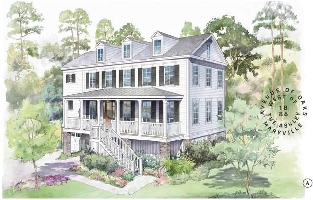 9 Avenue Of Oaks, Charleston, SC 29407 (#20021140) :: The Gregg Team