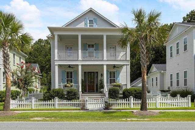 2857 Rivertowne Parkway, Mount Pleasant, SC 29466 (#20021150) :: The Cassina Group