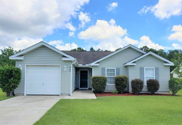424 Stephanie Drive, Goose Creek, SC 29445 (#20021256) :: The Cassina Group
