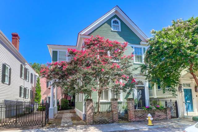 82 Tradd Street, Charleston, SC 29401 (#20021401) :: The Cassina Group