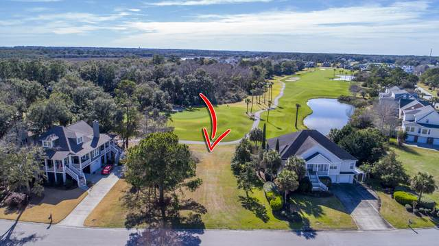 4268 Haulover Drive, Johns Island, SC 29455 (#20021427) :: The Cassina Group