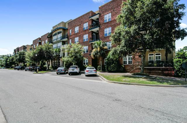 135 Pier View Street #301, Charleston, SC 29492 (#20021430) :: The Cassina Group