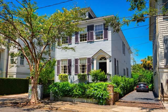 5 New Street, Charleston, SC 29401 (#20021436) :: The Cassina Group