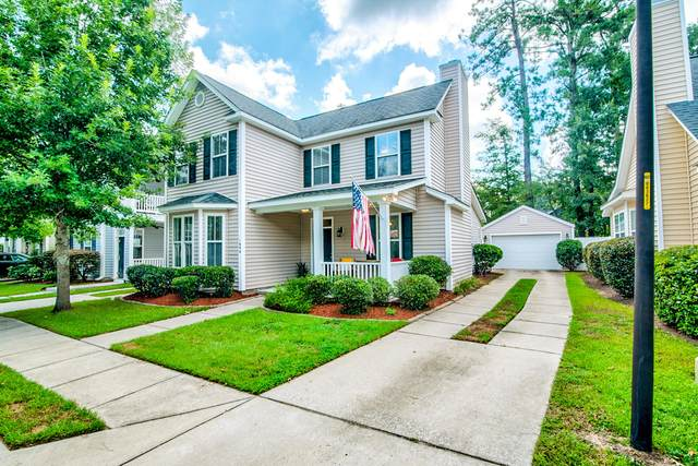 1694 Bee Balm Road, Johns Island, SC 29455 (#20021621) :: The Cassina Group