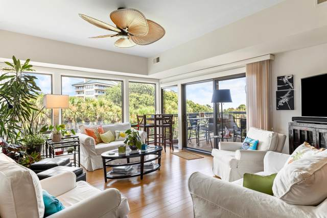 1108 Ocean Club, Isle Of Palms, SC 29451 (#20021635) :: The Cassina Group
