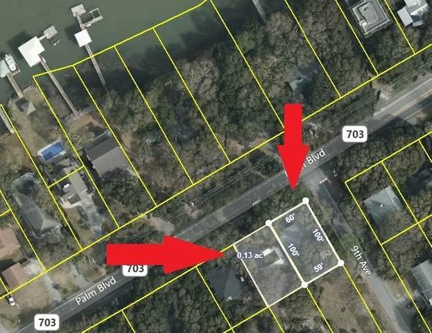 814 Palm Boulevard, Isle Of Palms, SC 29451 (#20021636) :: The Cassina Group