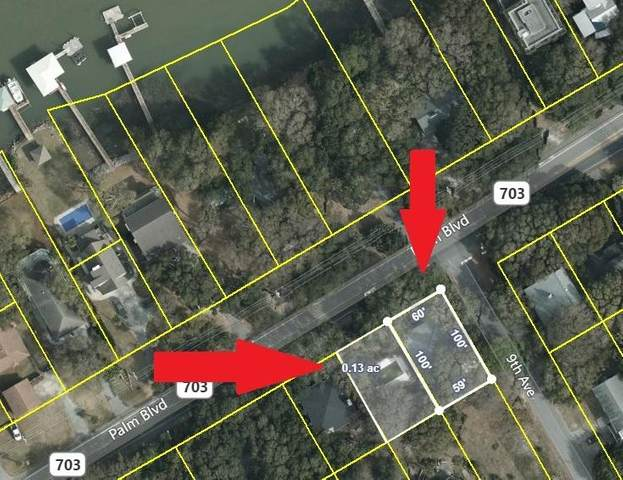 816 Palm Boulevard, Isle Of Palms, SC 29451 (#20021637) :: The Cassina Group