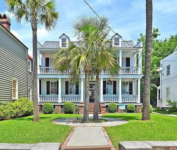 160 Spring Street, Charleston, SC 29403 (#20021743) :: The Cassina Group