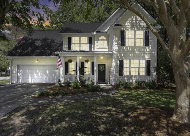 848 Affirmation Boulevard, Charleston, SC 29412 (#20021922) :: The Cassina Group
