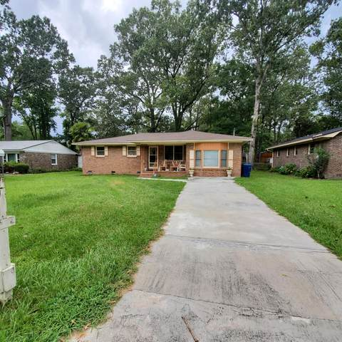 763 Hitching Post Road, Charleston, SC 29414 (#20021953) :: The Cassina Group
