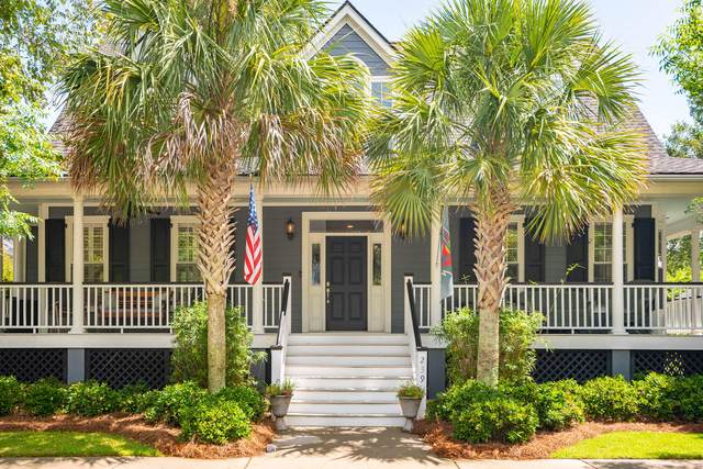 239 Fairchild Street, Charleston, SC 29492 (#20021975) :: The Cassina Group
