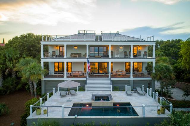 1126 Ocean Forest Lane, Seabrook Island, SC 29455 (#20022075) :: The Cassina Group
