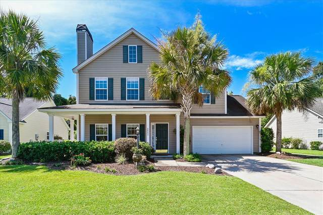 2841 August Road, Johns Island, SC 29455 (#20022077) :: The Cassina Group