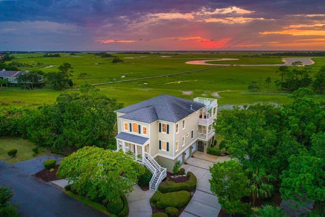 15 Seagrass Lane, Isle Of Palms, SC 29451 (#20022194) :: The Cassina Group