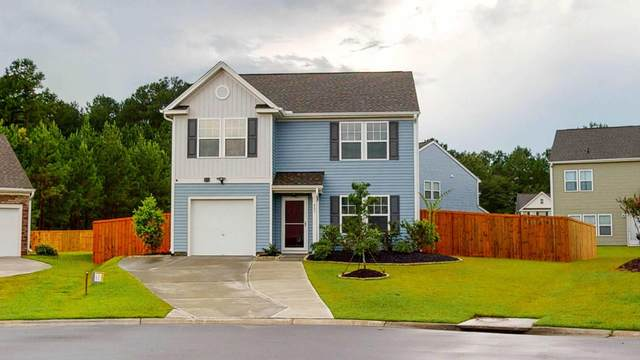 403 Thoroughbred Drive, Moncks Corner, SC 29461 (#20022241) :: The Cassina Group