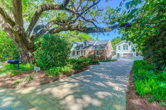 2142 Wappoo Drive, Charleston, SC 29412 (#20022410) :: The Cassina Group