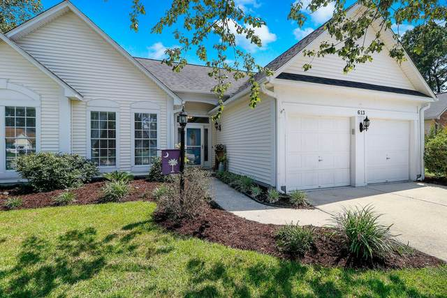 613 Julep Drive, Mount Pleasant, SC 29464 (#20022517) :: The Cassina Group