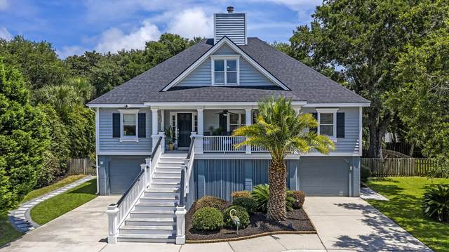 10 Wills Way, Isle Of Palms, SC 29451 (#20022624) :: The Cassina Group