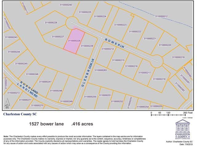 1527 Bower Lane, Johns Island, SC 29455 (#20022661) :: The Gregg Team