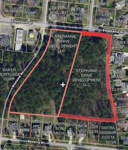 110 Stephanie Drive, Goose Creek, SC 29445 (#20022810) :: Realty One Group Coastal