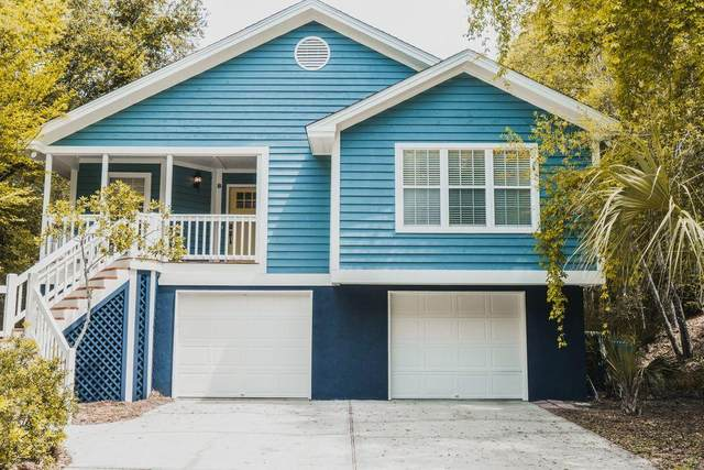 8 Edgewater Alley, Isle Of Palms, SC 29451 (#20022902) :: The Cassina Group