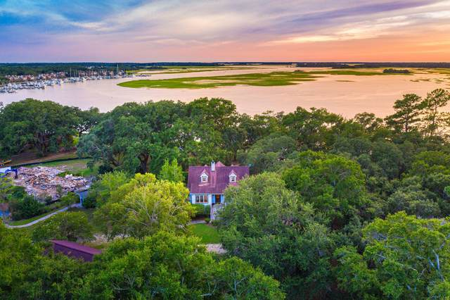 4460 Betsy Kerrison Parkway, Johns Island, SC 29455 (#20022923) :: The Cassina Group