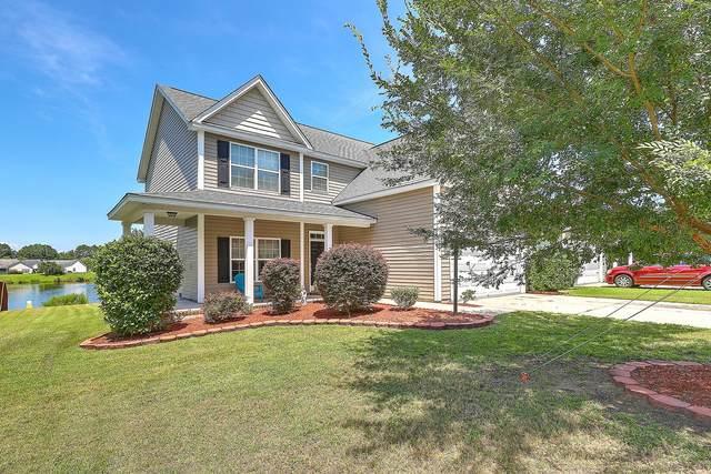 214 Highwoods Plantation Avenue, Summerville, SC 29485 (#20022944) :: The Gregg Team