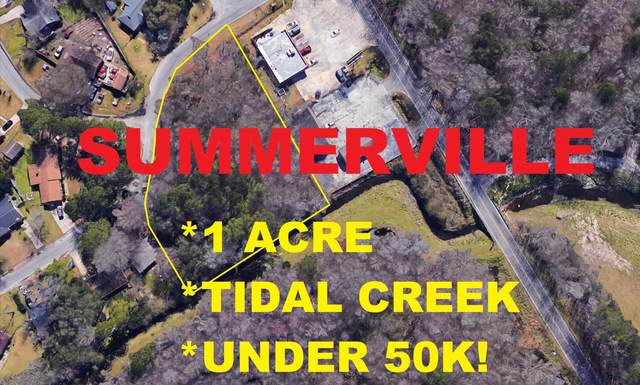 0 Judith Drive, Summerville, SC 29485 (#20023095) :: Realty ONE Group Coastal