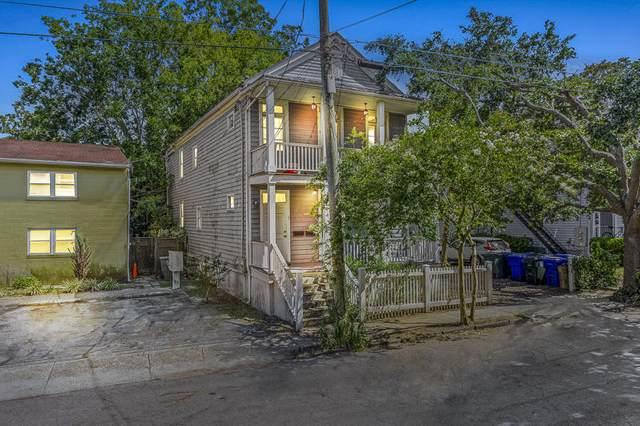 27 Mary Street, Charleston, SC 29403 (#20023120) :: Realty One Group Coastal