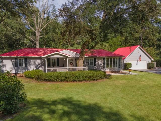 1022 Sunnybrook Drive, Johns Island, SC 29455 (#20023329) :: The Gregg Team