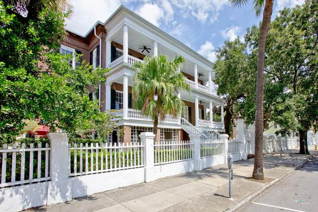 214 Calhoun Street #7, Charleston, SC 29401 (#20023344) :: The Cassina Group