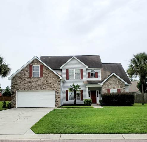 226 Pemberly Boulevard, Summerville, SC 29486 (#20023385) :: The Gregg Team